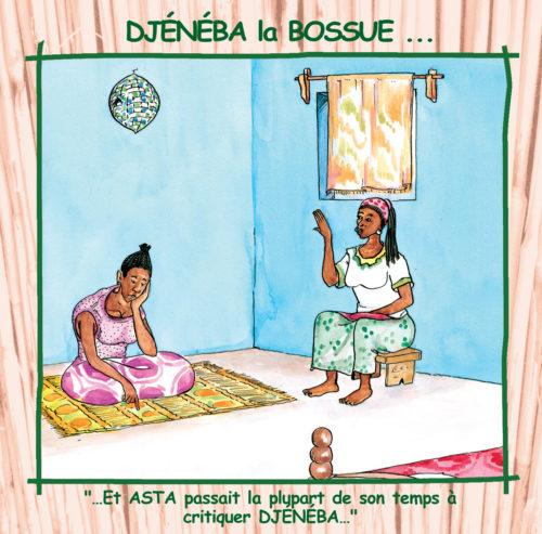 Djénéba la Bossue