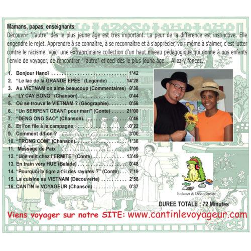 Playlist - Voyages et Rencontres au Vietnam