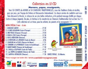 Contes et Chansons du Monde Vol.1