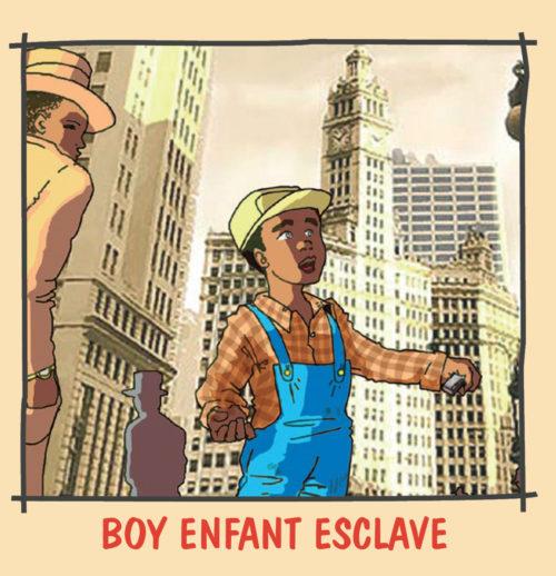 Boy Enfant esclave (Louisiane) - Contes et Chansons du Monde Vol.4