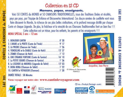 Contes et Chansons du Monde Vol.5