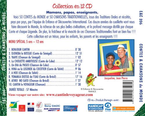Contes et Chansons du Monde Vol.6