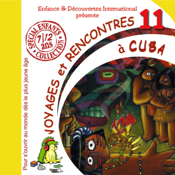 Album Voyages et Rencontres à Cuba