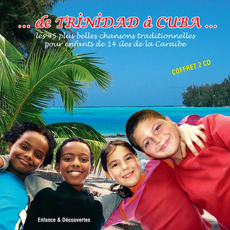 De Trinidad à Cuba