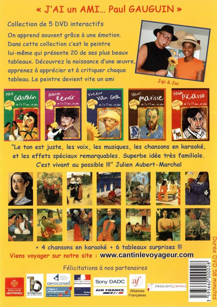 Les 20 tableaux de Paul Gauguin