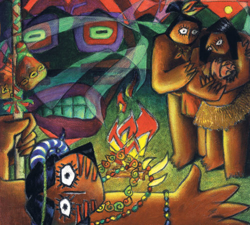 La légende de Yumuri (Légende de Cuba)