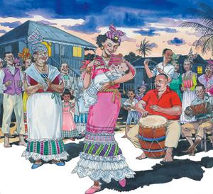 Cendrine (Conte de Guadeloupe)