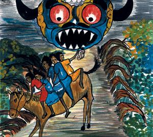 Micanor et la Fille du Roi (Conte d'Haïti)