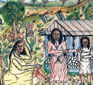 Thélimène et la Danse (Conte d'Haïti)