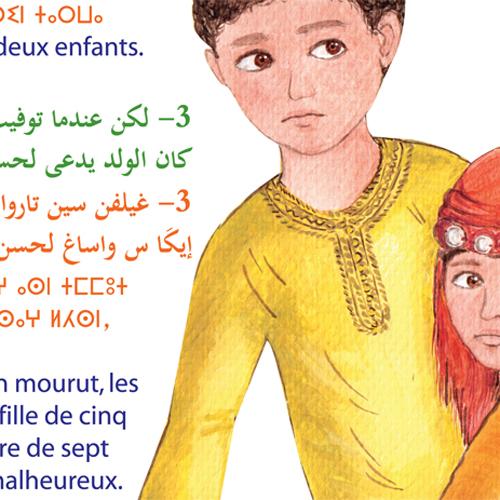Contes du Maroc (trilingue)